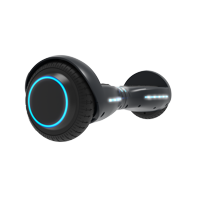 """Fluxx FX3 Hoverboard - Self Balancing Scooter 6.5"""" w/ LED Lights - UL2272 Certified"""