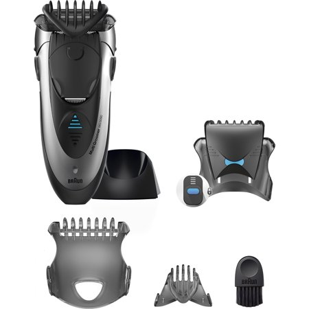 Braun Wet & Dry Multi Groomer MG5090 Shave, trim & style. All in