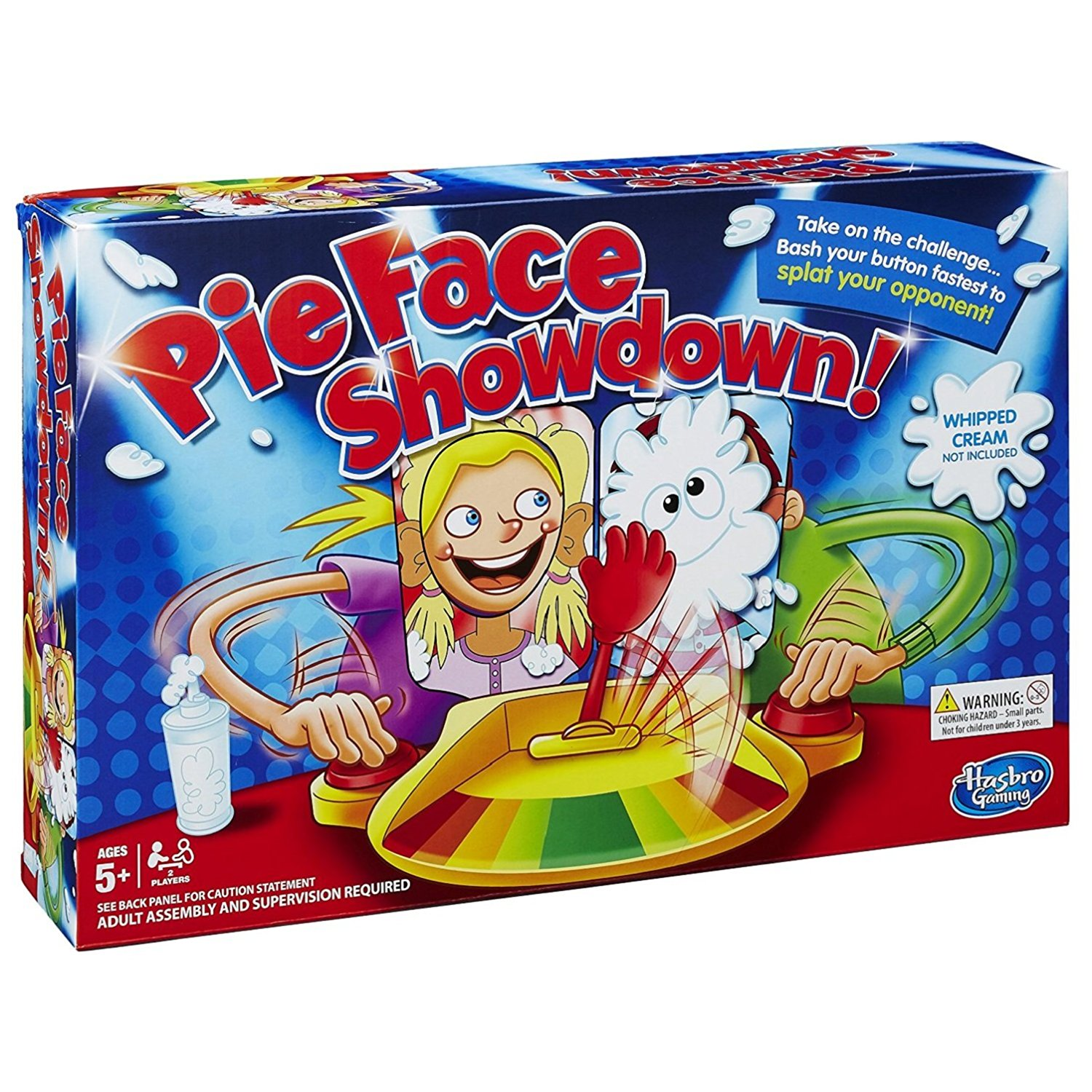 Hasbro Pie Face Showdown Game by
