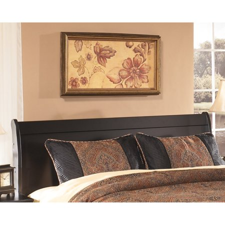 Signature Design by Ashley Huey Vineyard Wooden Sleigh Headboard ()