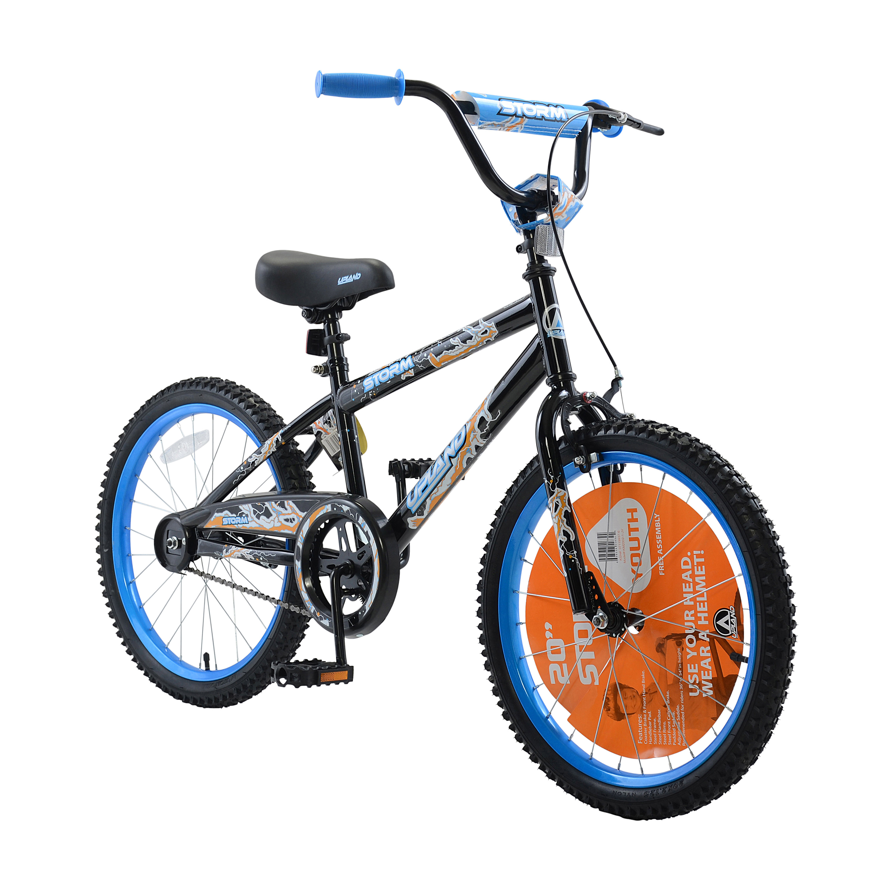 "Storm 20"" Boys Bicycle"