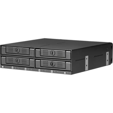 Cru Dataport 41 Drive Enclosure   Internal   4 X Total Bay   4 X 2 5   Bay  8350 6506 0500
