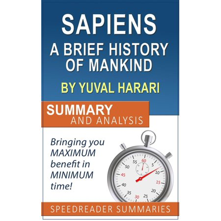 Sapiens: A Brief History of Mankind by Yuval Noah Harari: Summary and Analysis - eBook](History Halloween Summary)