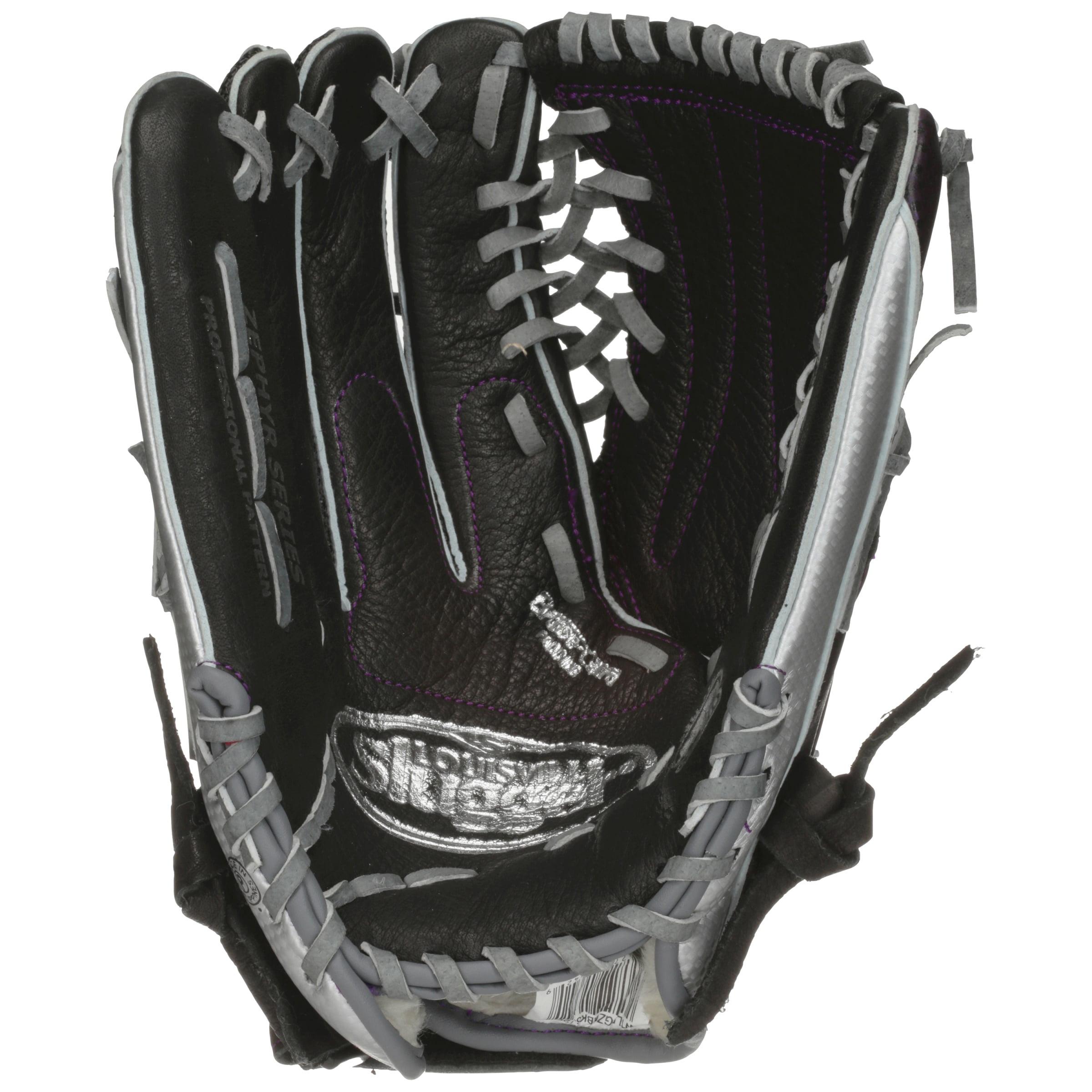 Louisville Slugger Zephyr Left Handed Women's Baseball Mitt by Wilson Sporting Goods Co.
