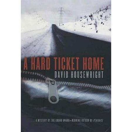 A Hard Ticket Home - eBook (Fiction Halloween Tickets)