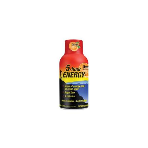 5 Hour Energy 1.93oz Org Energy Drink 318120 Pack of 12
