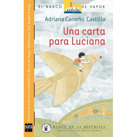 Una Carta Para Luciana [Plan Lector Infantil] Ebook - eBook - Decoracion Para Halloween Infantil