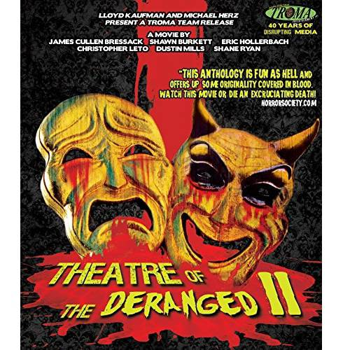 Theatre Of The Deranged II (Blu-ray) (Widescreen)