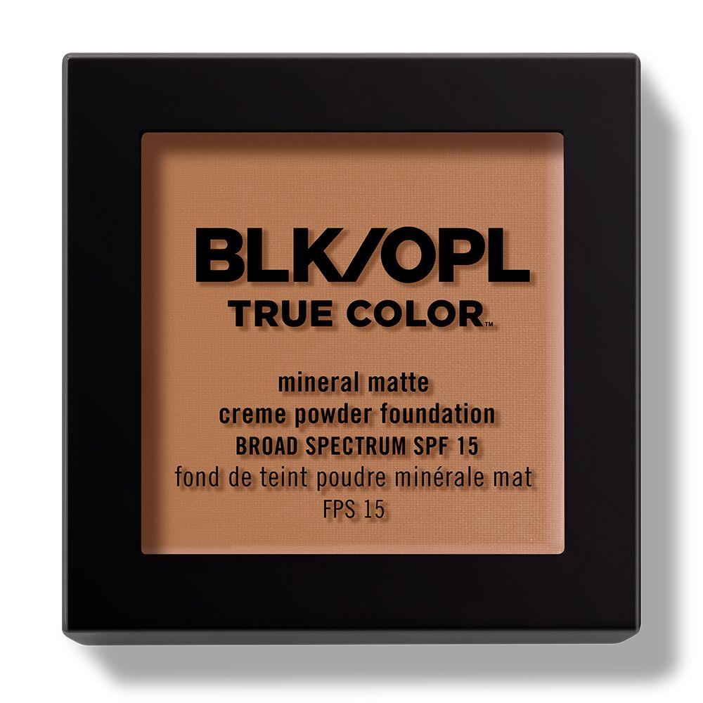 Black Opal True Color Mineral Matte Creme Powder Foundation, Heavenly Honey