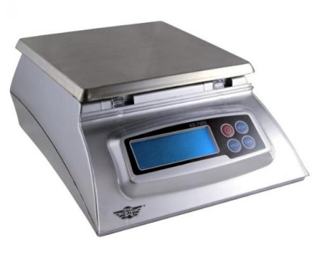 Silver My Weigh AC Adapter My Weigh KD-7000 Kitchen And Craft Digital Scale