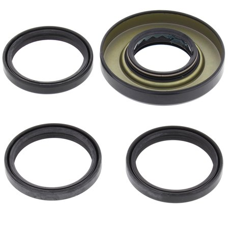 New All Balls Racing Differential Seal Kit 25-2009-5 For Honda TRX 250 TE Recon 2002 2003 2004 2005 2006 2007 2008 2009 2010 2011 2012 2013 2014 2016 2017, TRX250TE Recon 2018