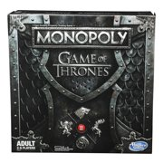 Monopoly Game of Thrones Board Game for Adults Based on the Hit Series