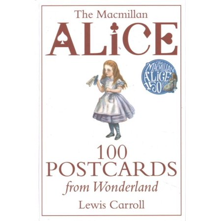 Alice: 100 Postcards from Wonderland (New Alice In Wonderland)