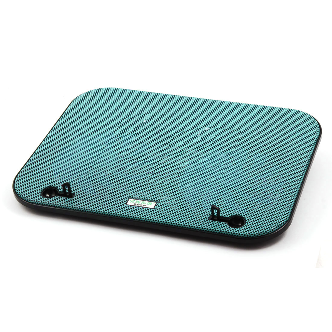 F3 Notebook Cooling Pad w Double Cooling Fans Blue for 14 Inch 15.6 Inch Laptop