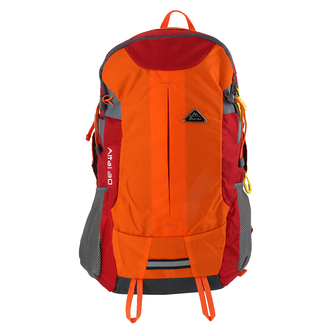 Trekking Camping Mountaineering Pack Outdoor Hiking Backpack Orange