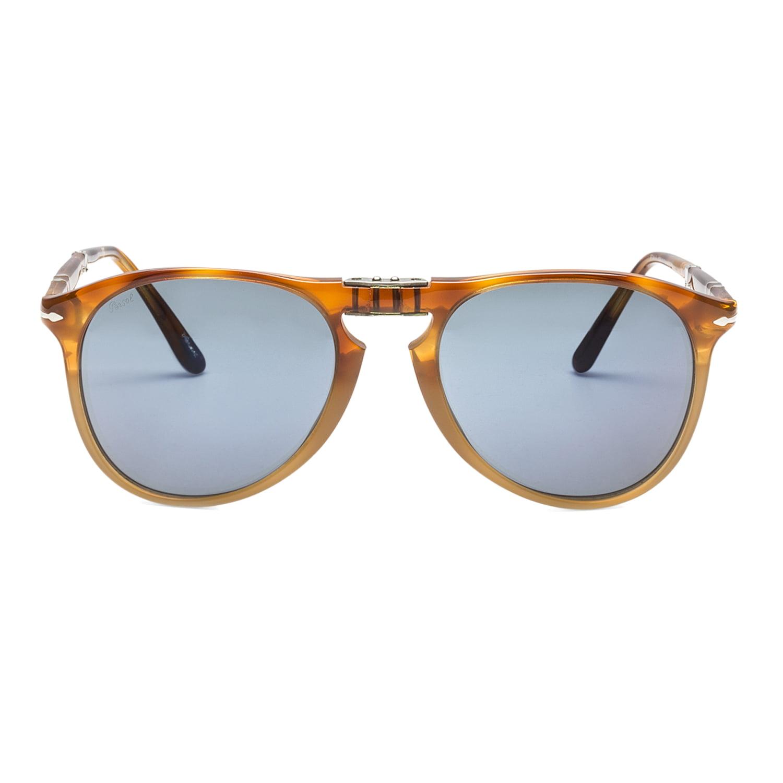 a607649d37d7e Persol - PERSOL Sunglasses PO 9714S 102556 Resina E Sale 52MM - Walmart.com