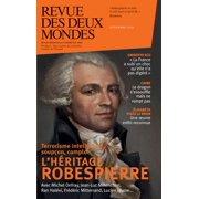 Revue des Deux Mondes novembre 2015 - eBook