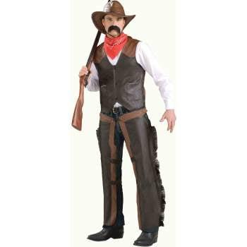 COWBOY VEST (Cowboy Vest Costume)