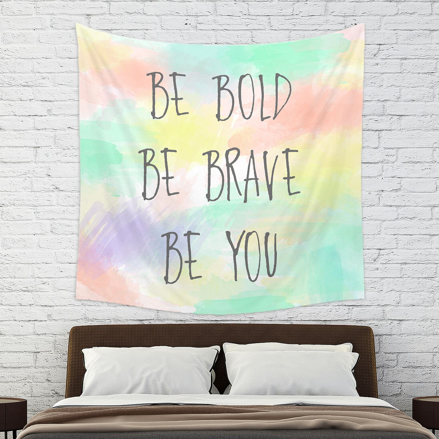 Mainstays Be Bold Wall Tapestry