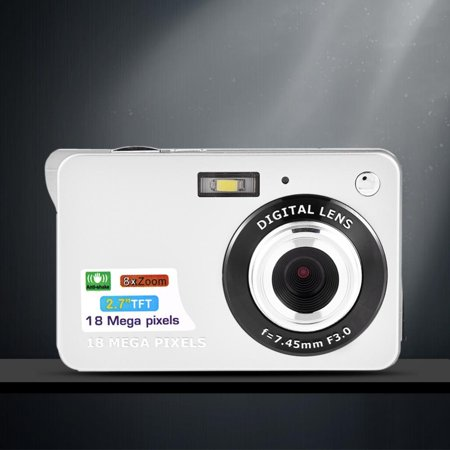 - VBESTLIFE Mini Digital Camera Video Recorder,Ultra Slim Mini 5MP DV Camcorder 720P HD Digital Camera Video Recorder US Plug