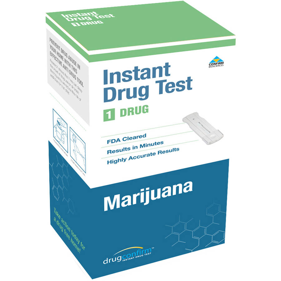DrugConfirm Marijuana Instant Drug Test