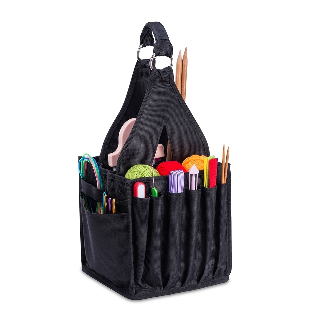 MUA Limited DeNOA Knitting Sewing Scrap-booking Accessory Tote Yarn Bag