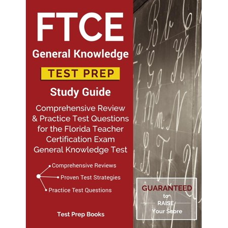 FTCE - Teacher Certification Exam Study Guides