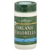 Organic Chlorella Powder Green Foods 2.1 Ounce Powder