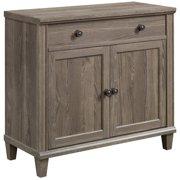 Sauder Hammond Contemporary Wood Storage Cabinet in Emery Oak