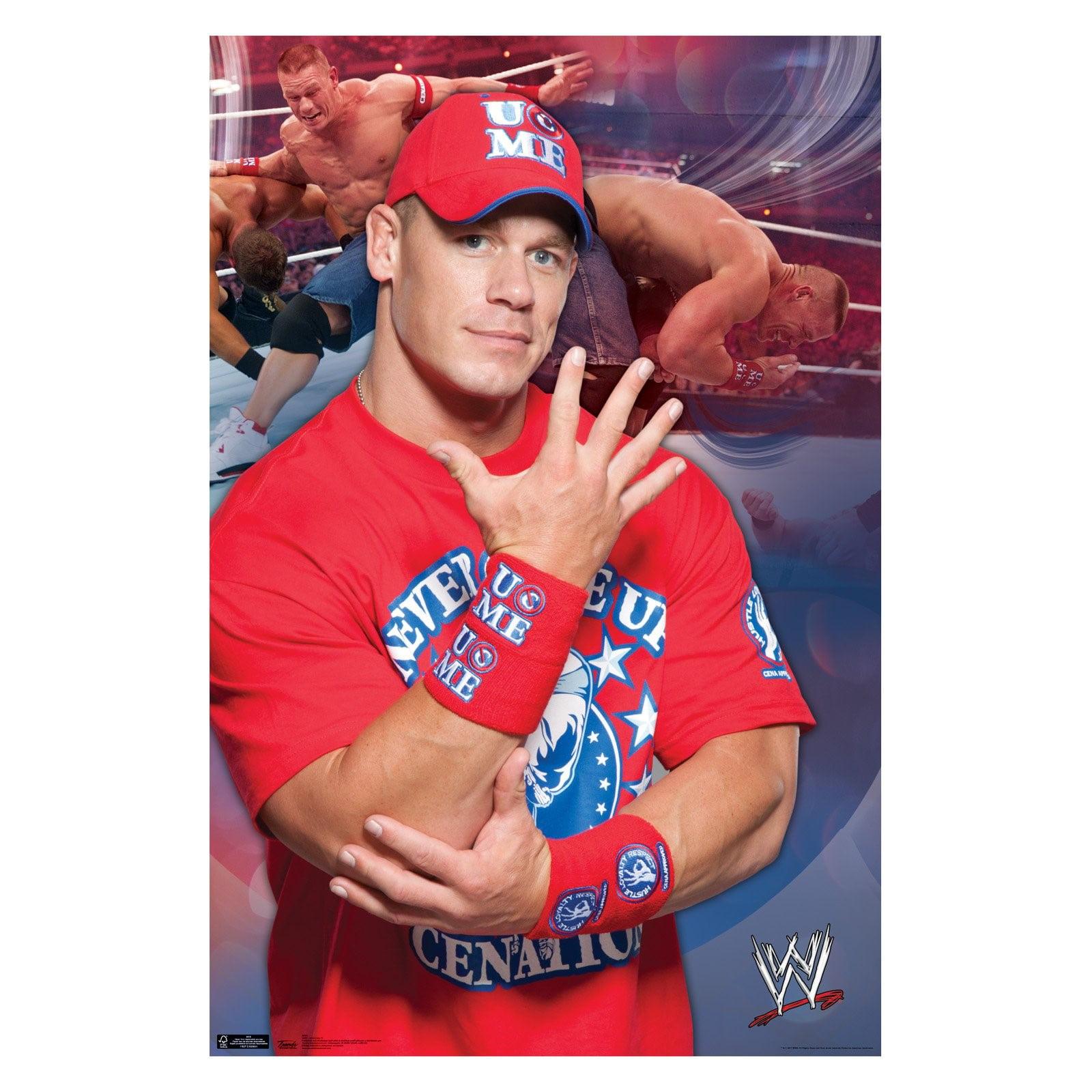 "Trends International WWE John Cena Wall Poster 22.375"" x 34"""