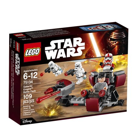 LEGO Star Wars Galactic Empire(TM) Battle Pack 75134 (Empire State Bulding)