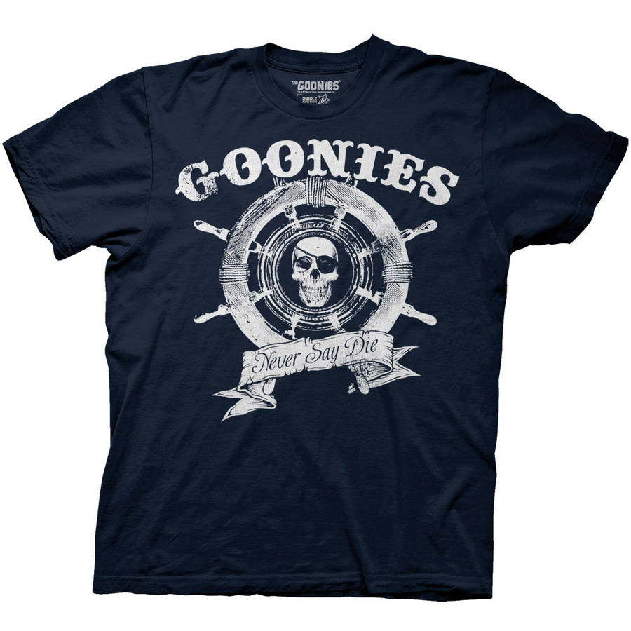 Goonies Big Men's Graphic Tee
