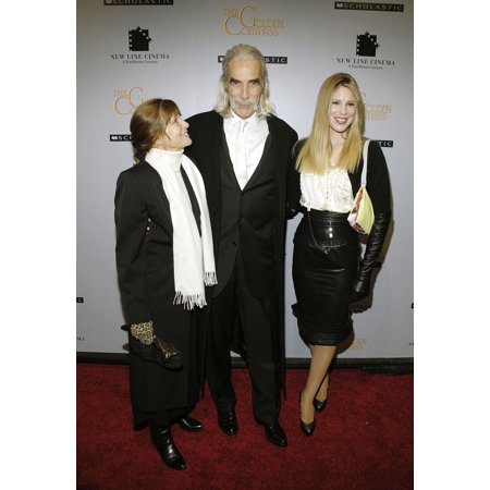 Katharine Ross Sam Elliot And Daughter Cleo Rose Elliot At Arrivals For The Golden Compass Premiere Ziegfeld Theatre New York Ny December 02 2007 Photo By William D BirdEverett Collection (Cleo Rose)