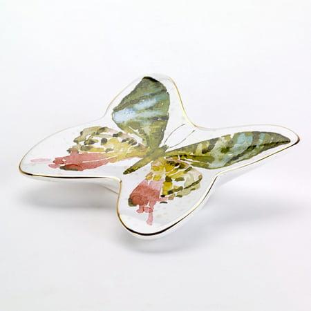 Avanti Linens Butterfly Garden Soap - Butterfly Dish