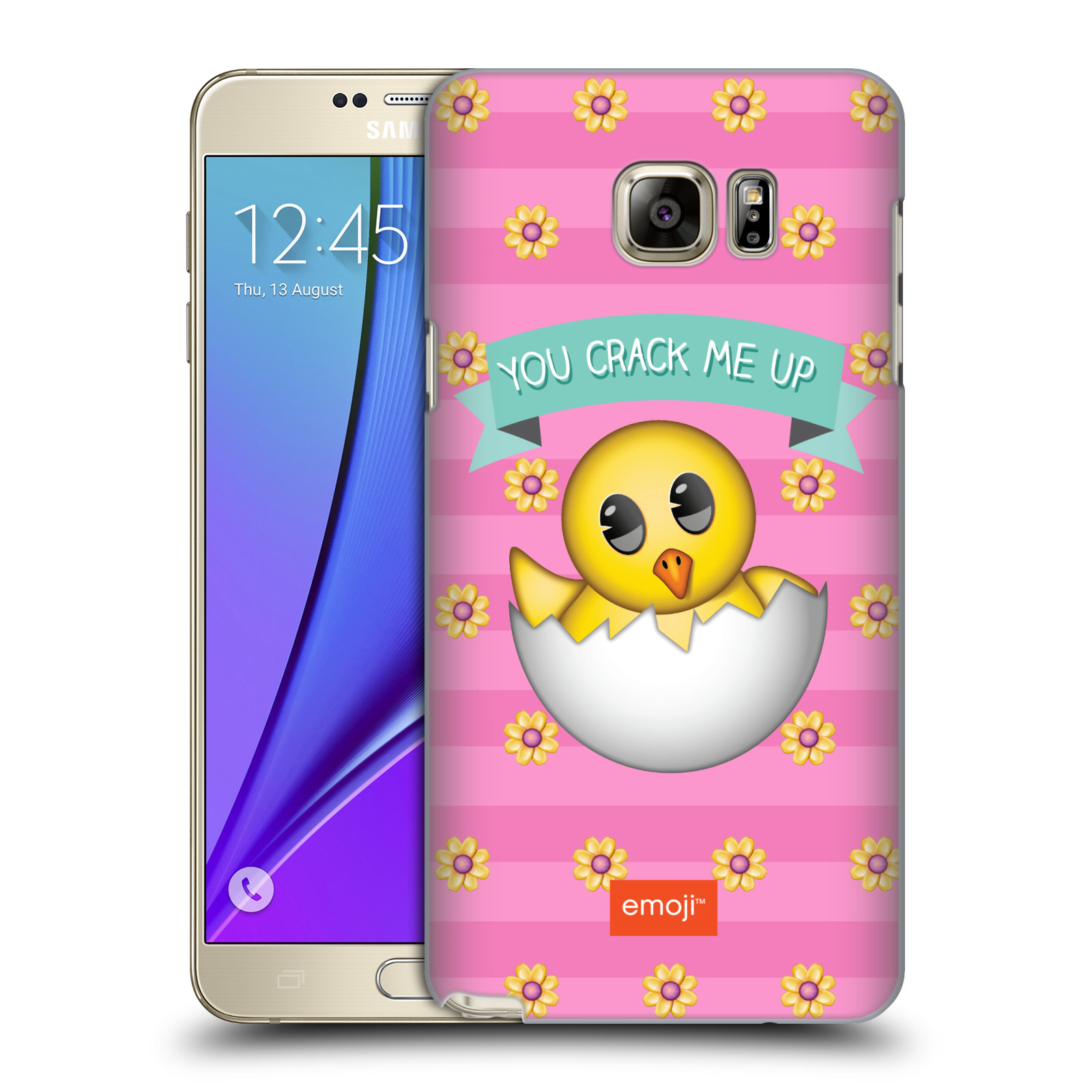 OFFICIAL EMOJI EASTER HARD BACK CASE FOR SAMSUNG PHONES 1