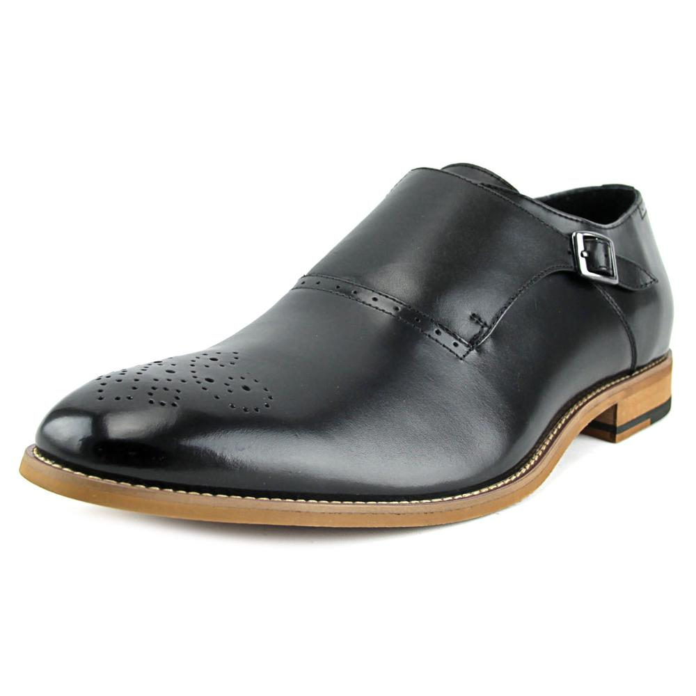Stacy Adams Dinsmore Round Toe Leather Loafer by Stacy Adams