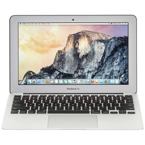 "Refurbished Apple MacBook Air Intel Core i5 11.6"" 4GB RAM 128GB SSD Silver Grade A MJVM2LL/A"