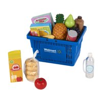 "My Life As Shopping Basket Play Set for 18"" Dolls, 16 Pieces"