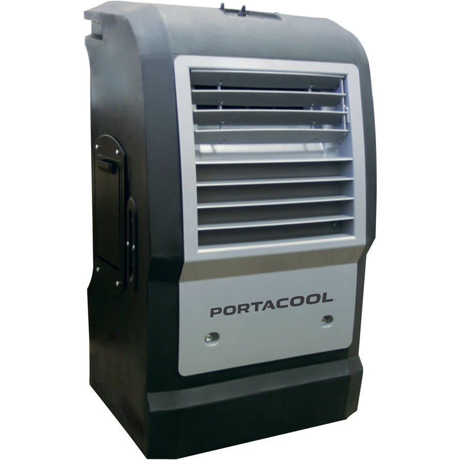 factory portacool cyclone cfm 2speed portable evaporative cooler for 300 sq ft