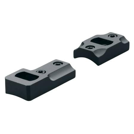 Leupold 2 Piece Dual Dovetail Optic Base Winchester XPR, Matte Black