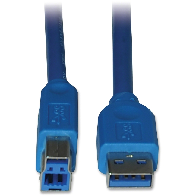 Tripp Lite 3ft USB 3.0 SuperSpeed Device Cable (AB M/M)