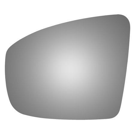 2013-16 Fits Nissan PATHFINDER Left Driver Side Snap Fit Flat Mirror Glass
