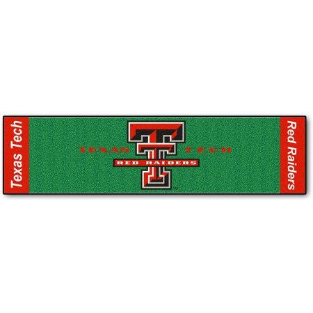 FanMats Texas Tech University Putting Green Mat (Tech Putting Green Runner)