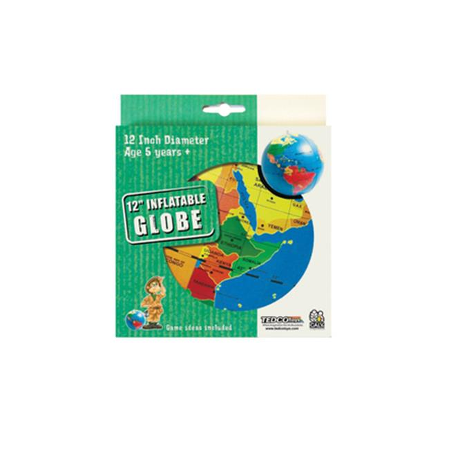 12 In. Inflatable Globe