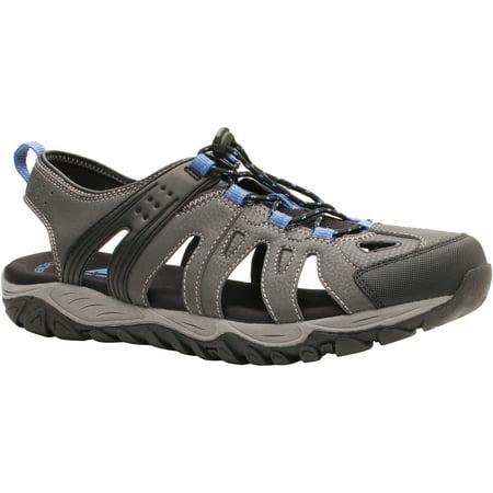 b4519140ddd4 Ozark Trail - Ozark Trail Men s Closed Toe Hiking Sandal - Walmart.com