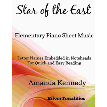 Star of the East Elementary Piano Sheet Music - eBook](Halloween Elementary Music Class)