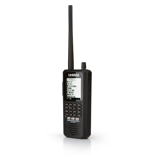 Uniden BCD436HP Digital Handheld Scanner w  LCD Display & TrunkTracker V by Uniden