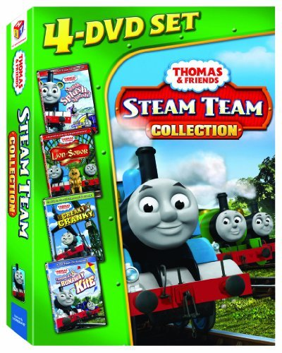 Thomas & Friends - Steam Team Collection [DVD]