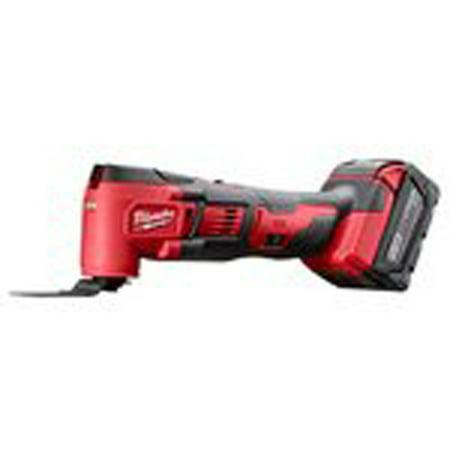 Milwaukee 2626-20 M18 Cordless Multi-Tool (Best Cordless Oscillating Multi Tool)