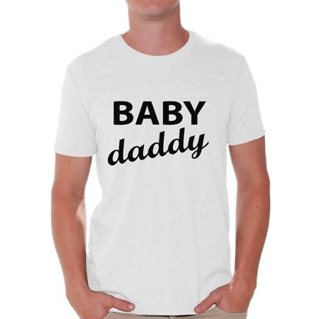a0ff0386f Awkward Styles - Awkward Styles Men's Baby Daddy Cool Graphic T-shirt Tops  Father To Be New Dad Father's Day Gift - Walmart.com